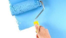 Преимущества отделки потолка водоэмульсионкой