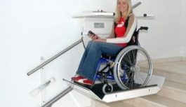 Установка лестницы в частном доме