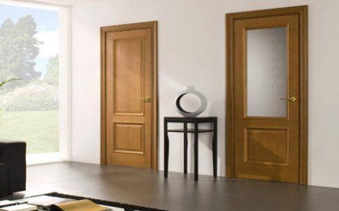 Технические требования к деревянным дверям