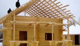 Брус для строительства домов