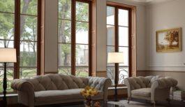 Окна из дуба – жемчужина в коллекции деревянных окон