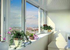 Остекление балконов — правильный выбор