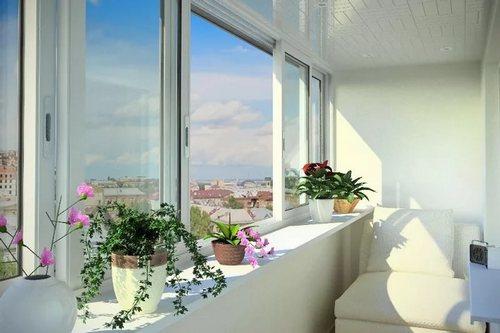Остекление балконов - правильный выбор