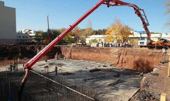 Что такое бетононасосы? Виды бетононасосов.