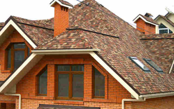 Материалы для покрытия крыши на битумной основе