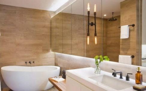 Современные тенденции дизайна ванной комнаты