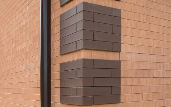 Характеристики коричневого керамического кирпича