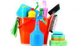 Моющие средства для профессиональной уборки